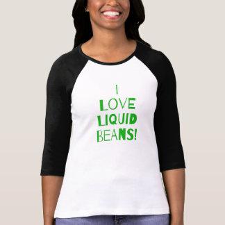 Green I Love Coffee TShirt, Mens, Womens, T-Shirt