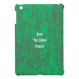 Green I pad iPad Mini Cover