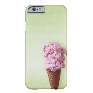 Green Ice Cream Pink - Fun - iPhone 6/6s Barely There iPhone 6 Case