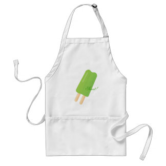 Green Ice-Pop Standard Apron