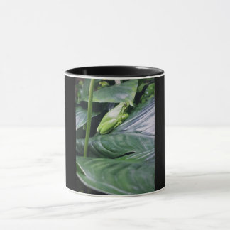 Green in the Shadows Mug