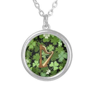 Green Irish Shamrock Custom Jewelry