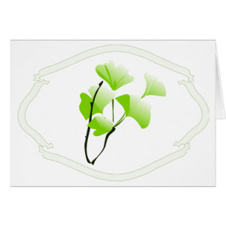 Green It Greeting Card