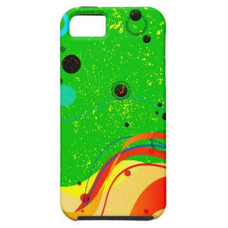 Green Jazz Background iPhone 5 Case