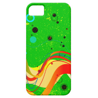 Green Jazz Background iPhone 5 Cover