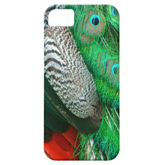 Green Lagoon Feathers iPhone 5 Case