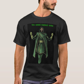 "GREEN LAMA ""Chant"" T-Shirt"