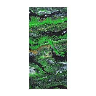 Green Lands Canvas Print