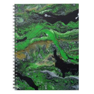 Green Lands Notebooks