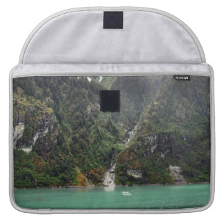 Green Landscape Macbook Sleeve Sleeve For MacBooks