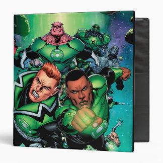 Green Lantern Corps Binders