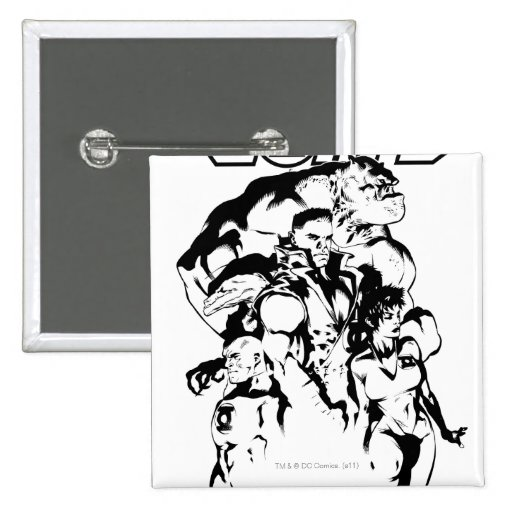 Green Lantern Corps, Black and White Pins