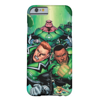 Green Lantern Corps Barely There iPhone 6 Case