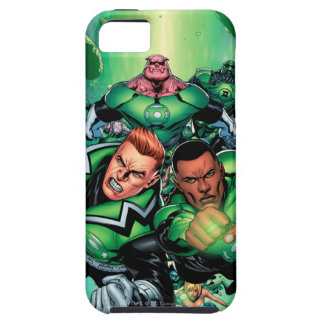 Green Lantern Corps iPhone 5 Covers