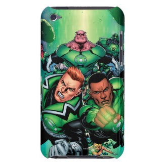 Green Lantern Corps iPod Touch Case-Mate Case