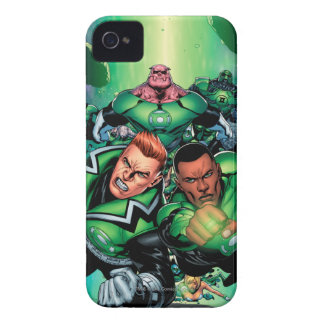 Green Lantern Corps Case-Mate iPhone 4 Cases