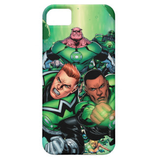 Green Lantern Corps iPhone 5 Cases