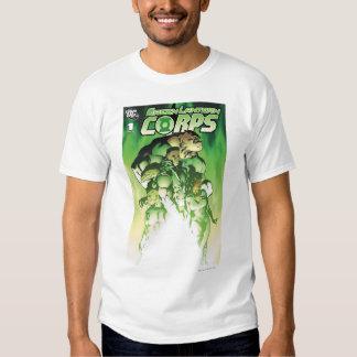 Green Lantern Corps T Shirt