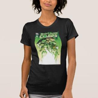 Green Lantern Corps T-shirts