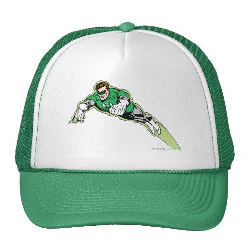 Green Lantern Energy Beam Hats