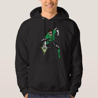 Green Lantern Fight Hoodie