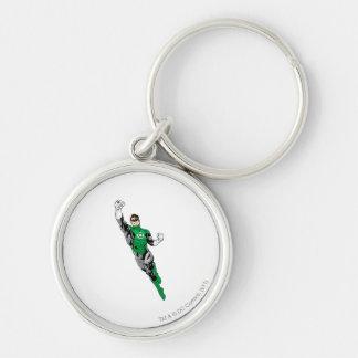 Green Lantern  - Flying Up Key Chain