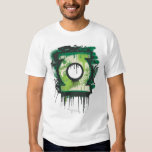 Green Lantern Graffiti Symbol Shirt