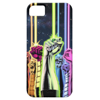 Green Lantern - Hands in the Air iPhone 5 Cover