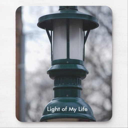 green lantern Light of My Life Mouse Pad