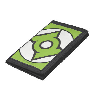 Green Lantern Logo 11 Wallet