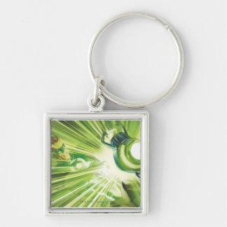 Green Lantern Power Keychain
