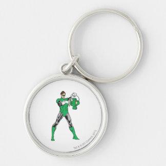 Green Lantern with Lantern Keychain