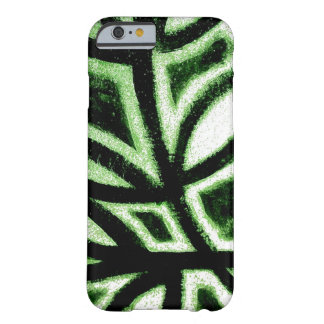 Green Leaf Barely There iPhone 6 Case