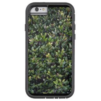 GREEN LEAF BUSHES TOUGH XTREME iPhone 6 CASE