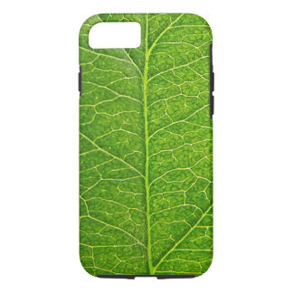 green leaf iPhone 7 case