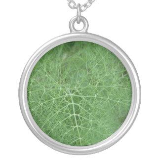 Green Leaf Necklaces