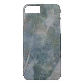 Green Leaves Abstract (Customizable) iPhone 8/7 Case