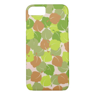 Green Leaves iPhone 7 Case