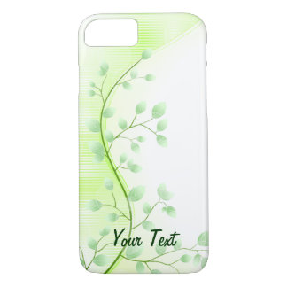 Green Leaves - iPhone 7 Case