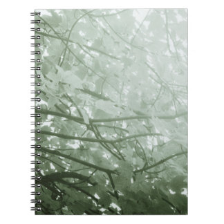 Green Leaves Notebooks