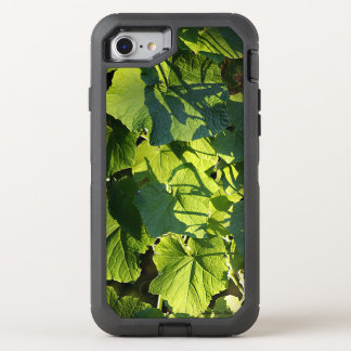 Green Leaves OtterBox Defender iPhone 7 Case