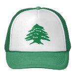 Green Lebanon Cedar Tree Hat