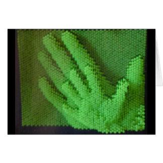 Green Legacy card