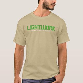 Green Lightwork Christian T Shirt |  Activewear