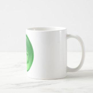 Green Like Coffee Mug