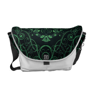 Green Line Commuter Bag