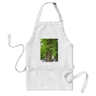 Green living standard apron