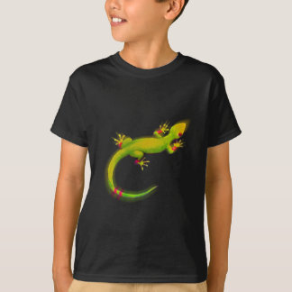 Green-lizard-(Blakcx) T-Shirt