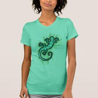Green lizard gecko T-Shirt