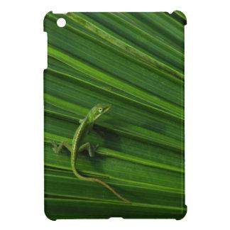Green Lizard iPad Mini Case